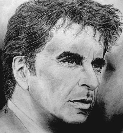 Al Pacino by bashya